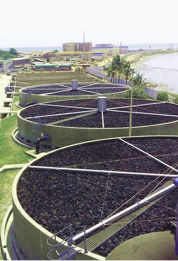 sewerage systems ghana by sino